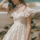 Dress Spring 2020 Picture color (in stock) S,M,L 18-24 years old since then CQ191236