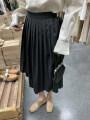 skirt Spring 2020 S,M,L Striped dark grey, striped dark grey second batch Other / other