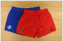 Sports pants / shorts male 10,12 mark of size label Red, blue K20064 Other / other Pant Breathable, quick drying Brand logo polyester fiber