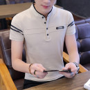 T-shirt Fashion City White, black, khaki, red, T19 white, T19 black, T19 light gray, T19 dark gray, T19 khaki, T41 white, T41 black, T41 light gray, T41 dark gray, T41 khaki, 6013 white, 6013 black, 6013 light gray, 6013 dark gray, 6013 blue routine M,L,XL,2XL,3XL Others Short sleeve stand collar T36