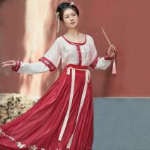 National costume / stage costume Summer of 2019 Version 2.0 shangru spot, half arm spot S,M,L