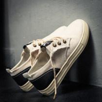 canvas shoe 39 40 41 42 43 44 Frenulum Low Gang Gitsing / Ji Qingjia 7730 white green 7730 white black 7730 white red light brown off white Flat heel