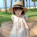 Dress white female Class two Other 100% summer Korean version other other Princess Dress 212MYQ767 Class B Three, four, five, six, seven, eight, nine, ten