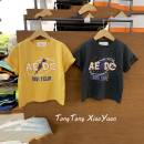 T-shirt Yellow (order 7-15 days, no return), black (order 7-15 days, no return) Other / other 90cm (5), 100cm (7), 110cm (9), 120cm (11), 130cm (13), 140cm (15), 150cm (17) neutral Short sleeve other letter