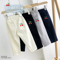 trousers Can Rhine neutral 90cm,100cm,110cm,120cm,130cm spring and autumn trousers Korean version No model Casual pants Leather belt middle-waisted cotton Other 100% B231 Class B 2 years old, 3 years old, 4 years old, 5 years old, 6 years old Chinese Mainland Guangdong Province Foshan City