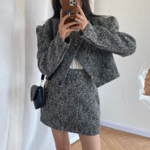 Fashion suit Winter 2020 Average size Two piece set 18-25 years old Other / other