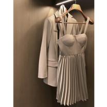 suit Spring of 2019 Suit, coat, dress S.,M.