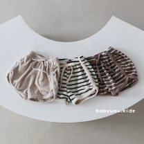 trousers Other / other neutral 80cm (XS), 90cm (s), 100cm (m), 110cm (L), 120cm (XL), Korean purchase does not return, do not change, consult size before order summer shorts leisure time Casual pants cotton Class A