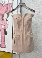 Dress Summer 2021 White, black, khaki S,M,L
