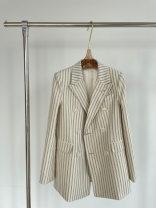 suit Spring 2021 Beige S,M,L 31% (inclusive) - 50% (inclusive) wool