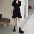 Dress Summer 2020 black Average size