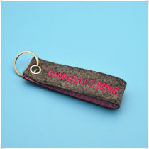 Key buckle Nature and home silvery cotton other Keychain pendant 12