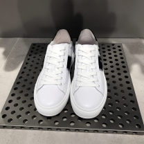 Low top shoes white 38,39,40,41,42,43 Other / other Double skin (except cattle suede) Frenulum Round head Outdoor leisure shoes Pig skin Summer 2021