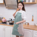 apron Coffee, red, green, coffee 1 + Green 1, red 1 + Green 1, coffee 1 + Red 1 Household cleaning Home apron Others public