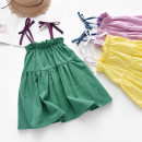 skirt 80, 90, 100, 110, 120, 130 Other / other female Cotton 95% other 5% summer skirt other Strapless skirt cotton Class B