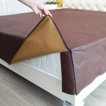 Bedspread Others Purple, black, gray, royal blue, dark brown, khaki, rose red, brown, emerald green, lake blue, beige, bright gold, pink, silver gray, orange, jujube red, pure white, milk gold, golden yellow, scarlet Solid color Other / other First Grade mattress cover