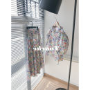 Fashion suit Summer 2020 S,M,L Top, skirt