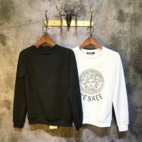 Sweater Youth fashion Versace collection Medusa white, Medusa black, 831 white, large quantity, negotiable S. M [collection first delivery], l [collection first delivery], XL [collection first delivery], XXL [collection first delivery], XXXL [collection first delivery] other Socket Thin money