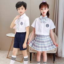 Children's performance clothes Men's -- Pink , Men's -- Xingye , Men's -- A gentle knife , Women's money -- Pink , Women's money -- Xingye , Women's money -- A gentle knife neutral 110cm,120cm,130cm,140cm,150cm,160cm,170cm Zhang Hao Class B jazz Other 100% college