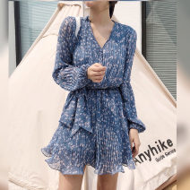 Jumpsuit / pants 96% and above shorts polyester fiber High waist Jumpsuit, shorts s,m,L routine Summer 2021