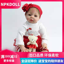 Doll / accessories Over 14 years old, 14 years old, 13 years old, 12 years old, 11 years old, 10 years old, 9 years old, 8 years old, 7 years old, 6 years old, 5 years old, 4 years old Ordinary doll NPKDOLL China 55cm milky white Over 14 years old 6098-ZZ236 a doll Ethnic group 2010 6098-ZZ236