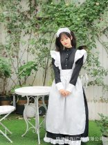 Cosplay women's wear Other women's wear goods in stock Over 14 years old black comic S,M,L,XL,XXL,XXXL,XS Yi Xiaoyi Dream kingdom and sleeping 100 princes