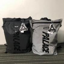 Men's bag Inclined shoulder bag PU brand new leisure time Street trend large Single root Straddle shoulder Bright side