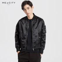 Jacket Me&City Fashion City Wetland green, black 165/88A,170/92A,175/96A,180/100A,185/104B routine easy Other leisure autumn Polyamide fiber (nylon) 100% Long sleeves youth routine Zipper placket Closing sleeve nylon More than 95%