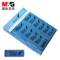 rubber Axp96671 blue (small size 72 pieces) axp96650 blue (large size 36 pieces) axp96672 gray (small size 72 pieces) axp96664 gray (large size 36 pieces) M&G/Chenguang Professional drawing ordinary other /other AXP96671 other Student white collar Shanghai Chenguang Stationery Co., Ltd. rubber