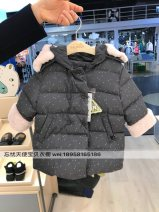Down Jackets Size 90 (about 75 recommended height), size 100 (about 85 recommended height), Size 110 (about 95 recommended height), Size 120 (about 105 recommended height) 90% White duck down female Other / other Rare, small amount in stock polyester No detachable cap Other 100% Other 100%
