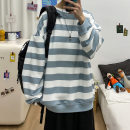 Sweater Youth fashion Others White, apricot, yellow, green, blue S. M, l, XL, 2XL, 3XL, XS plus small other Socket routine Crew neck spring easy Travel? Large size tide routine washing