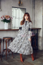 Dress Spring 2021 White bottom printing, pre-sale money can not be combined with spot auction! , different styles of pre-sale funds need to be paid separately! 0 # (s), 1 # (m), 2 # (L added), s #, M#