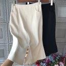 skirt Summer 2021 S,M,L,XL White spot, black spot commute Natural waist 25-29 years old 51% (inclusive) - 70% (inclusive) polyester fiber pocket