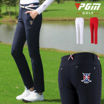 trousers Spring of 2019 XS,S,M,L,XL White, red, navy