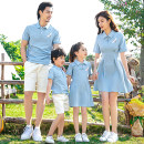 Parent child fashion 888 T-shirt, 888 dress, 8921 pants A family of three Male, female, neutral Meidada 90cm, 100cm, 110cm, 120cm, 130cm, 140cm, 150cm, mom s, mom m, mom L, mom XL, mom XXL, Dad m, Dad L, Dad XL, Dad XXL, Dad XXXL, Dad 4XL (195-215 kg recommended) summer ethnic style routine skirt