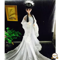 Doll / accessories Ordinary doll Over 14 years old Ye Luoli China 50 cm - 1 m Dress Sheet baby white ≪ 14 years old DM006-T60YY a doll Dream class