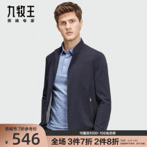 Jacket Joeone / nine shepherds Business gentleman 165/88A 170/92A 175/96A 180/100A 185/104A 160/84A 185/108B routine Self cultivation Other leisure spring Y3on1 Polyamide fiber (nylon) 86.70% polyurethane elastic fiber (spandex) 13.30% Long sleeves Wear out stand collar Business Casual youth routine