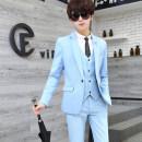 man 's suit XXL Bancato общепринятый Модный город Seven hundred and two Полиэстер 100% Осень 2017 Чистый поставщик электроэнергии (только онлайн-продажи)