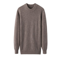 T-shirt / sweater Fashion City thickening Socket Crew neck Long sleeves 2020 Wool 65% Cashmere (cashmere) 35% Winter 2020