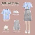 Shoe buckle Apricot s apricot m apricot l apricot XL sky blue s sky blue m sky blue l Sky Blue XL Zvlimvam / zhelinman Spring 2021