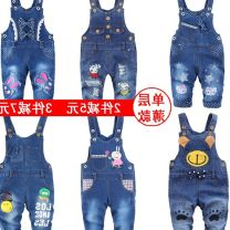 trousers Other / other neutral 73cm,80cm,85cm,90cm,95cm,100cm,105cm No season trousers leisure time No model rompers Denim Open crotch 12 months, 18 months, 2 years, 3 years old