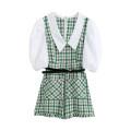 Dress Summer 2020 Picture color XS,S,M,L Short skirt singleton  Long sleeves