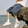 Casual pants Zuocaman Youth fashion Black blue dark green grey red M L XL 2XL thin Shorts (up to knee) Other leisure easy Micro bomb ZKM97DKH2049DK summer teenagers Youthful vigor 2021 middle-waisted Straight cylinder Polyester 98% other 2% Sports pants Pocket decoration No iron treatment other other