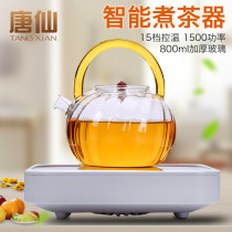 teapot Heat resistant glass Dehua County Heat resistant glass yes Self made pictures Tang Xian More than 1L TX-5178 Korean style like a breath of fresh air One One