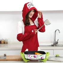 Cuff Martha red suit (for sponge), sky blue suit (for sponge), camel suit (for sponge), Martha red apron, grass green suit (for sponge), rose red sleeve, Martha red sleeve, rose red suit (for sponge), grass green apron, sky blue apron, grass green sleeve, rose red apron, camel sleeve, sky blue sleeve