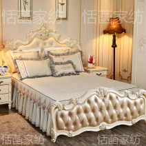 Bed skirt polyester fiber Other / other Solid color Qualified products 912625D8-3