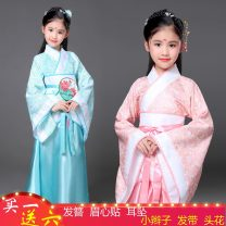 National costume / stage costume Spring of 2018 Lavrbar / Liangbei Polyester 80% other 20% Pure e-commerce (online only)