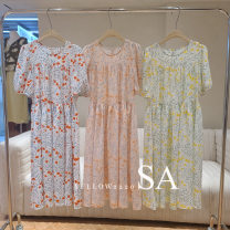 Dress Spring 2021 Green, blue, pink Average size 31% (inclusive) - 50% (inclusive) other