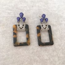 Earrings Mixed materials 201-300 yuan J.crew Earrings (exclusive) brand new female Europe and America goods in stock
