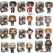 Doll / Ornament / hardware doll goods in stock Movies U.S.A PVC Harry Potter Collect tabletop ornaments and car ornaments static state FUNKO Funko POP